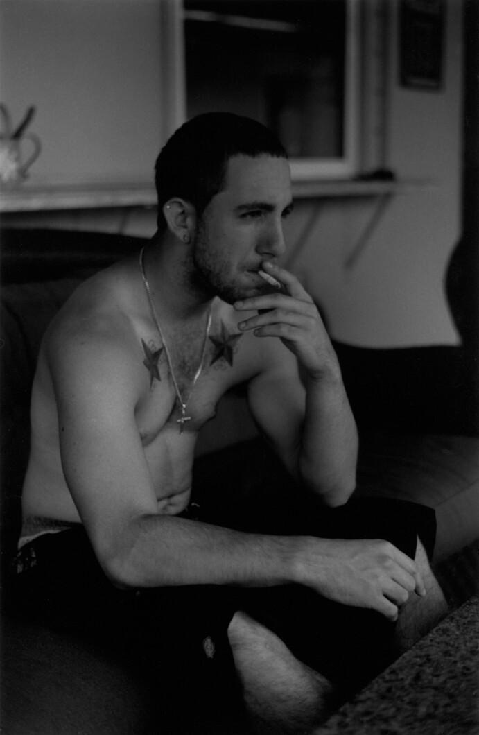 Portrait #6 35mm Photography