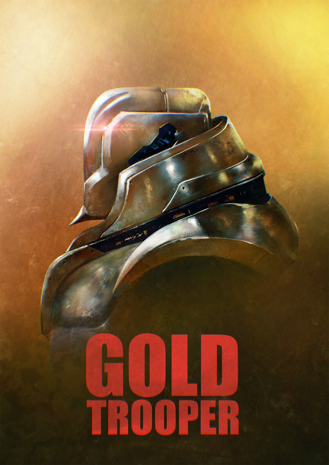 GOLD TROOPER