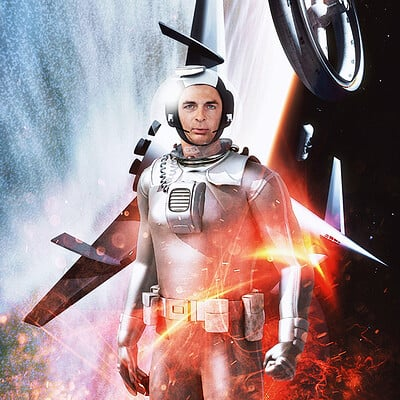 Luca oleastri space ranger