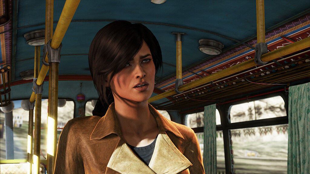 Uncharted 3 - Chloe Frazer