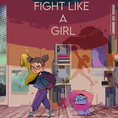Susana badillo fight like a girls