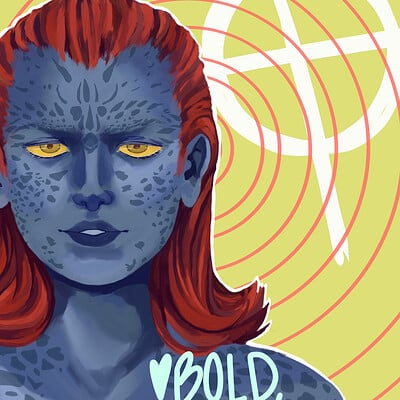 Bold egoist mystique
