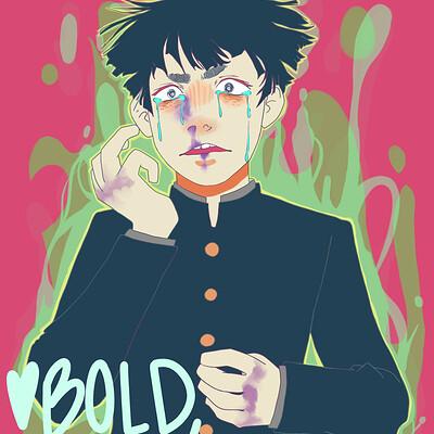 Bold egoist mob