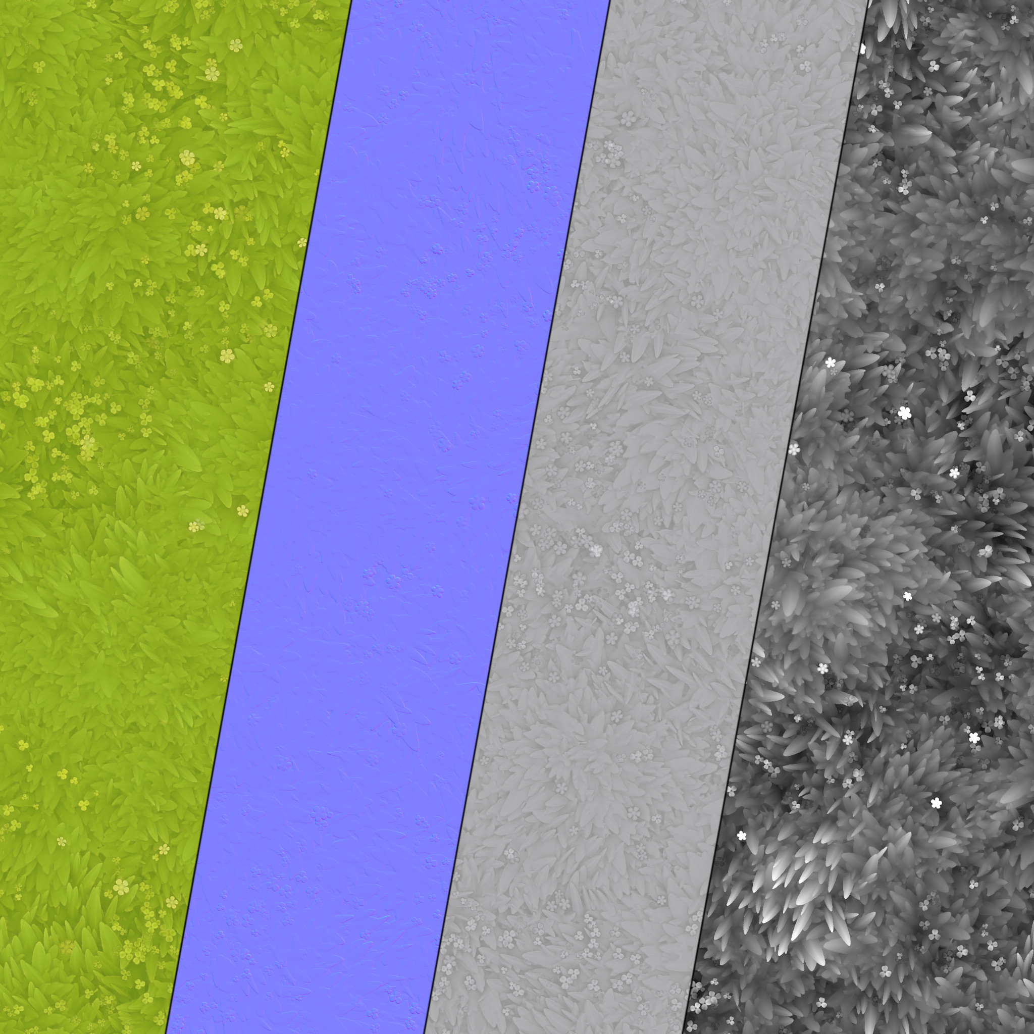Texture Breakdown