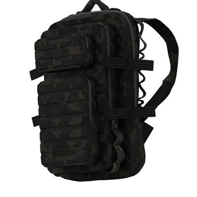 Alisahan yalcin backpack 1