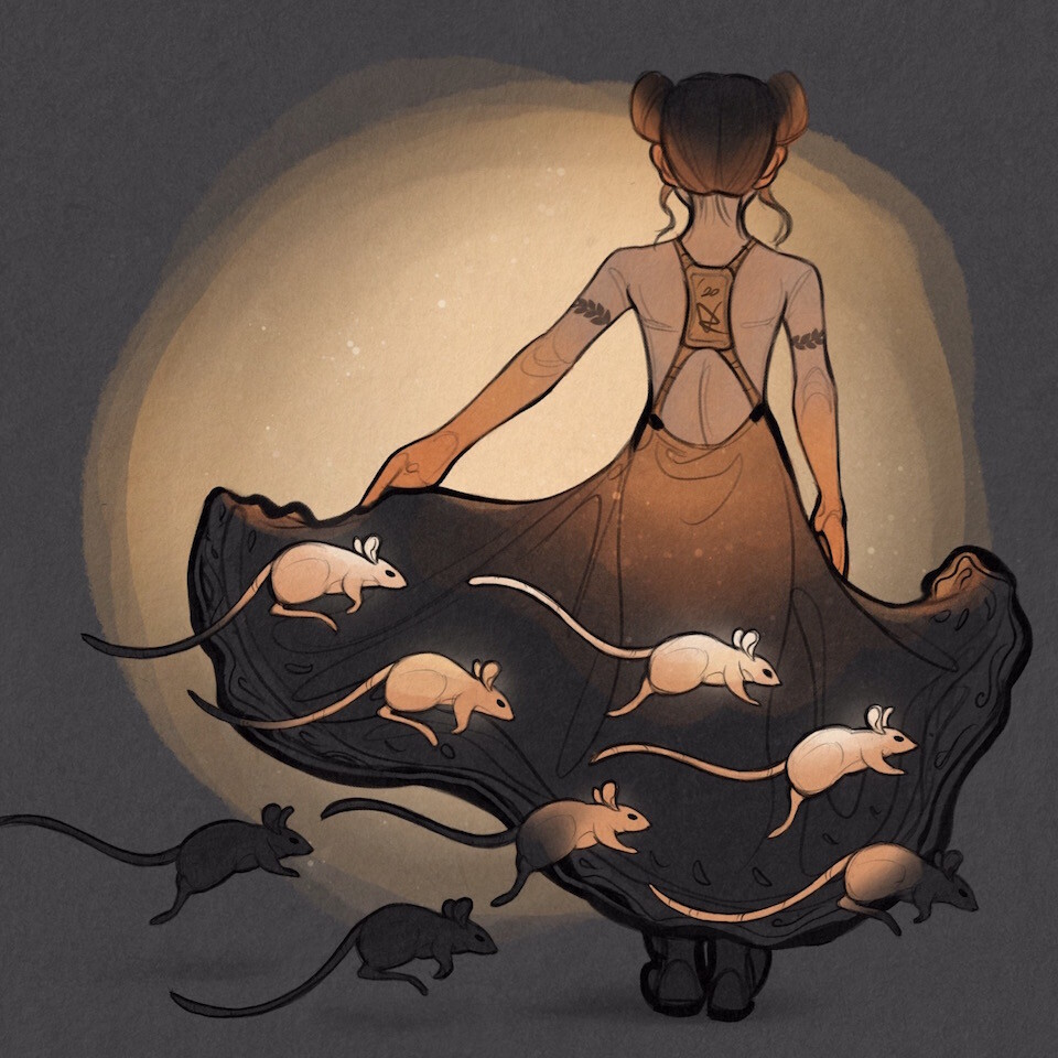 Mice | Witchtober 2020