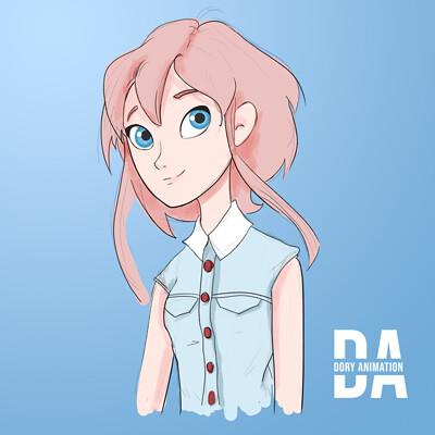 Doriana pompili adulta sfondo