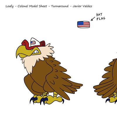 Javier valdez loafy colonel turn