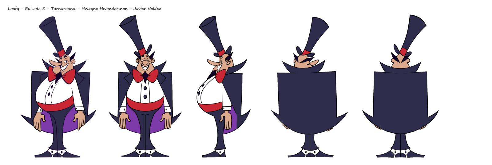 Hypnotist Hwayne, voiced by Taran Killam