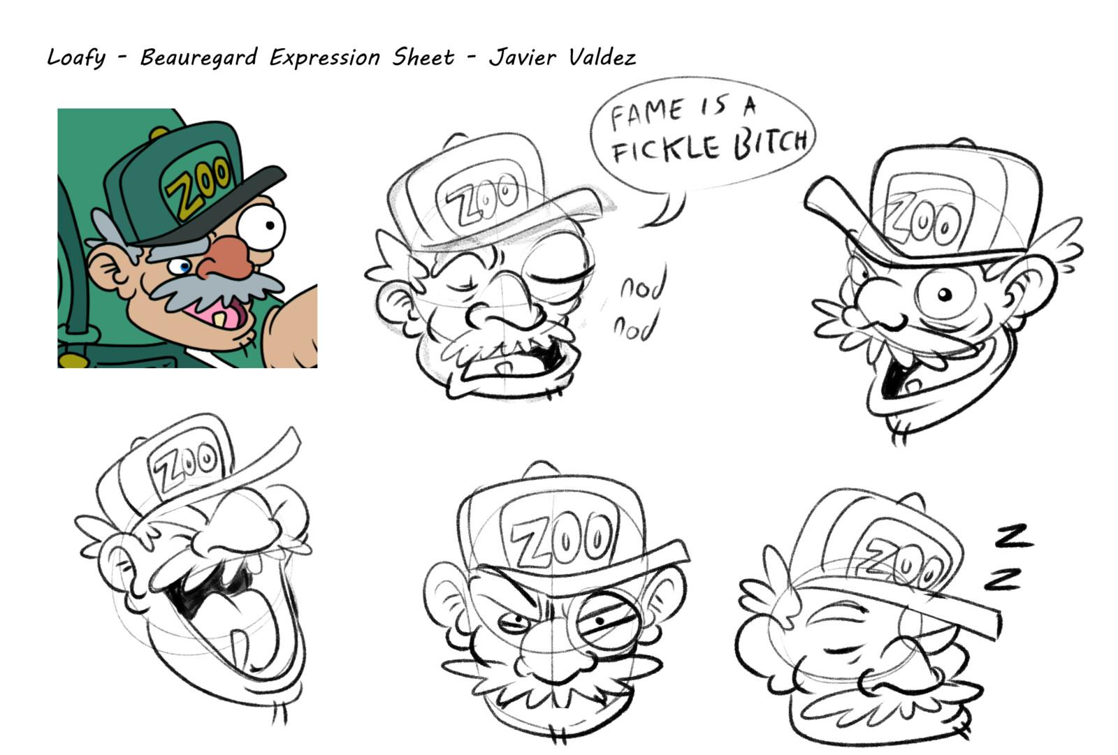 Beauregard Expressions
