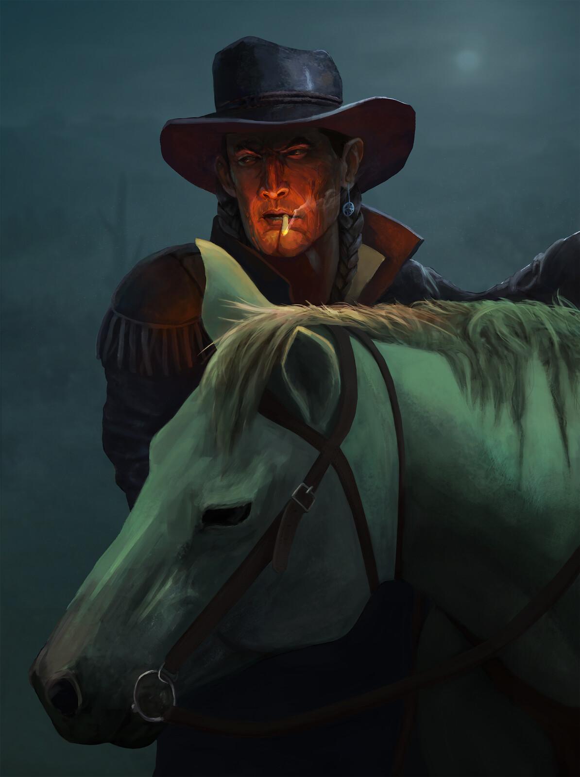 Moonlight Cowboy
