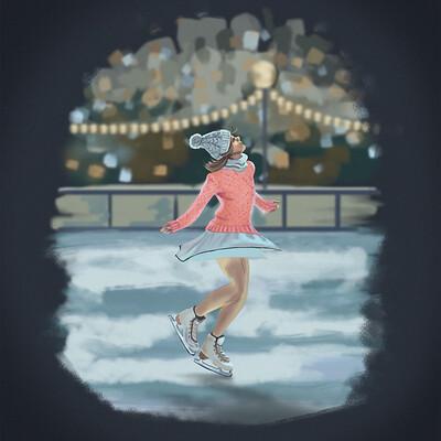 Salma scapin 12 slippery