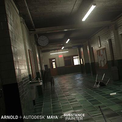 Bryan sola hallway wip 11