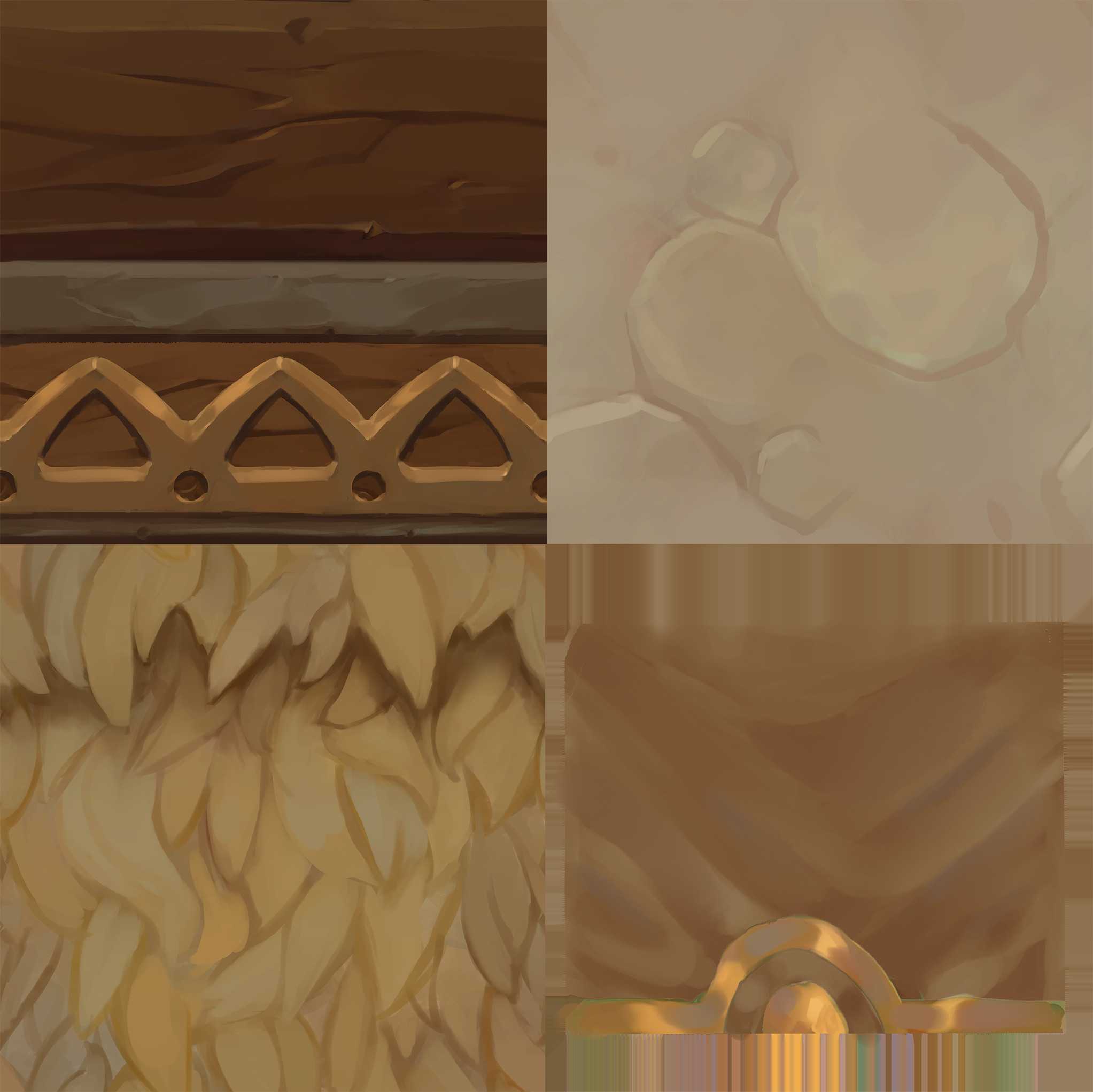 texture sheet for the building!