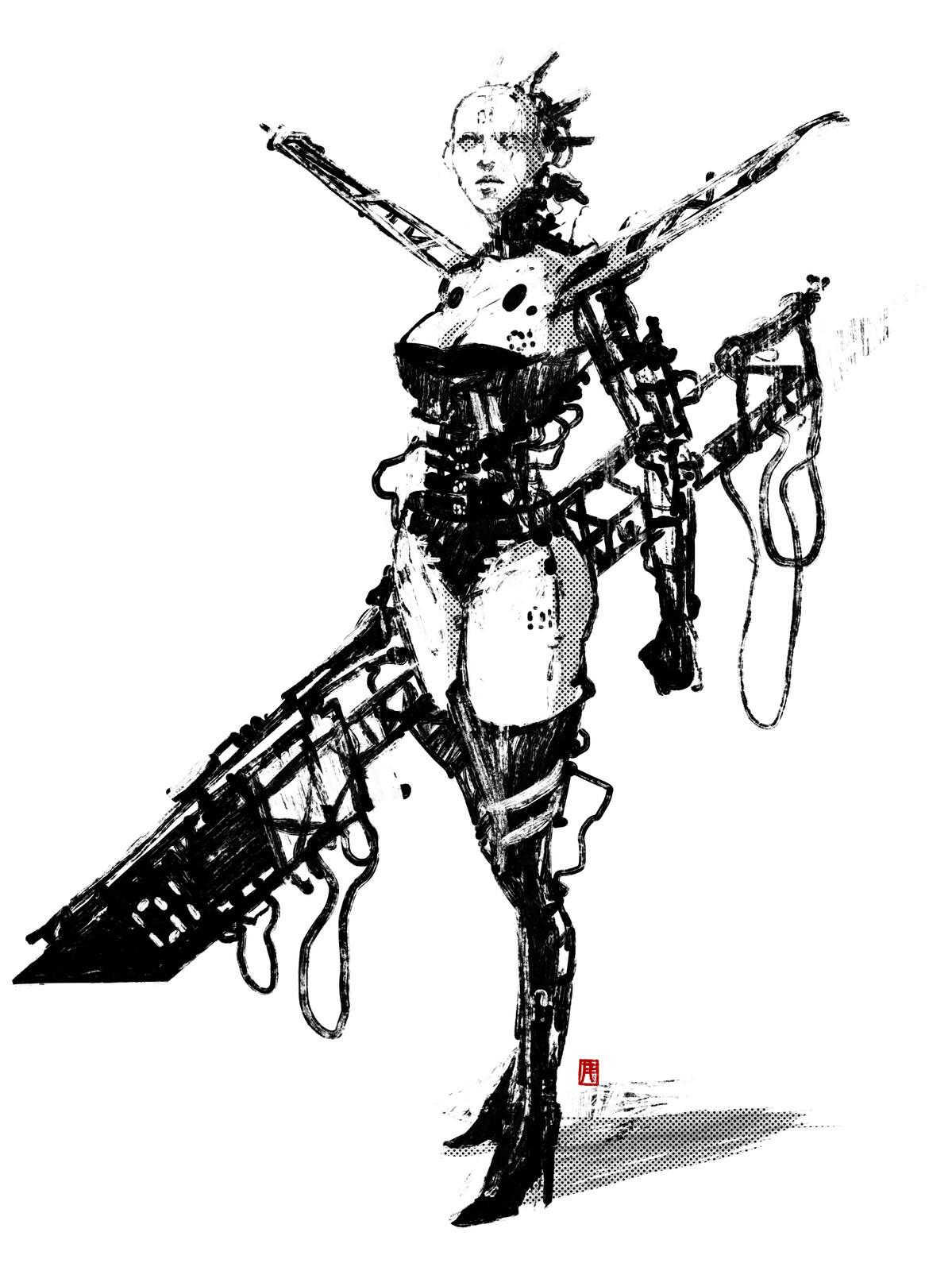 Empress' Partial Sequence//01