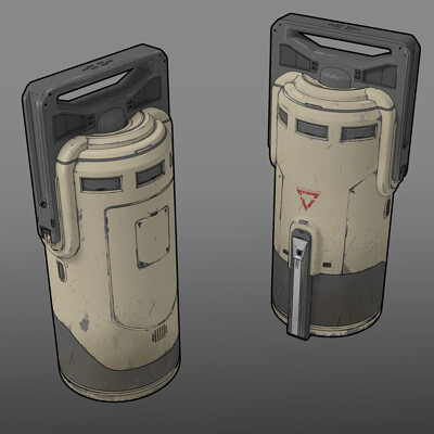 Duncan halleck canister concept