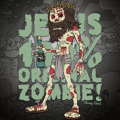Thorny devil artstation zombie01