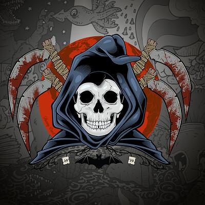Thorny devil artstation death2020