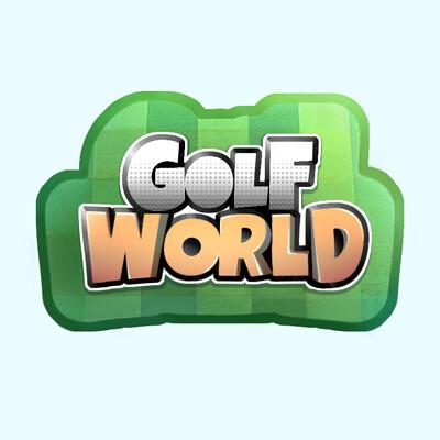 Sam young golf world logo final