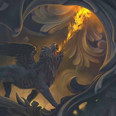 Alexey egorov eternal flame