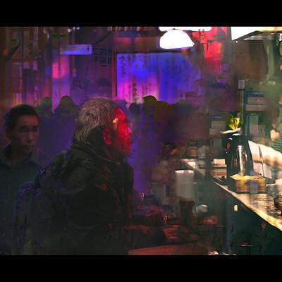 Josh durham japanese bar scene