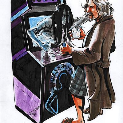 Axel medellin 3345 arcade