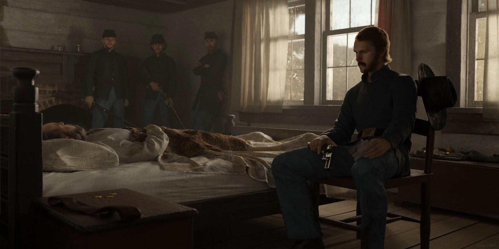 Blackstone Valley: The Capture of Colonel Gilmor