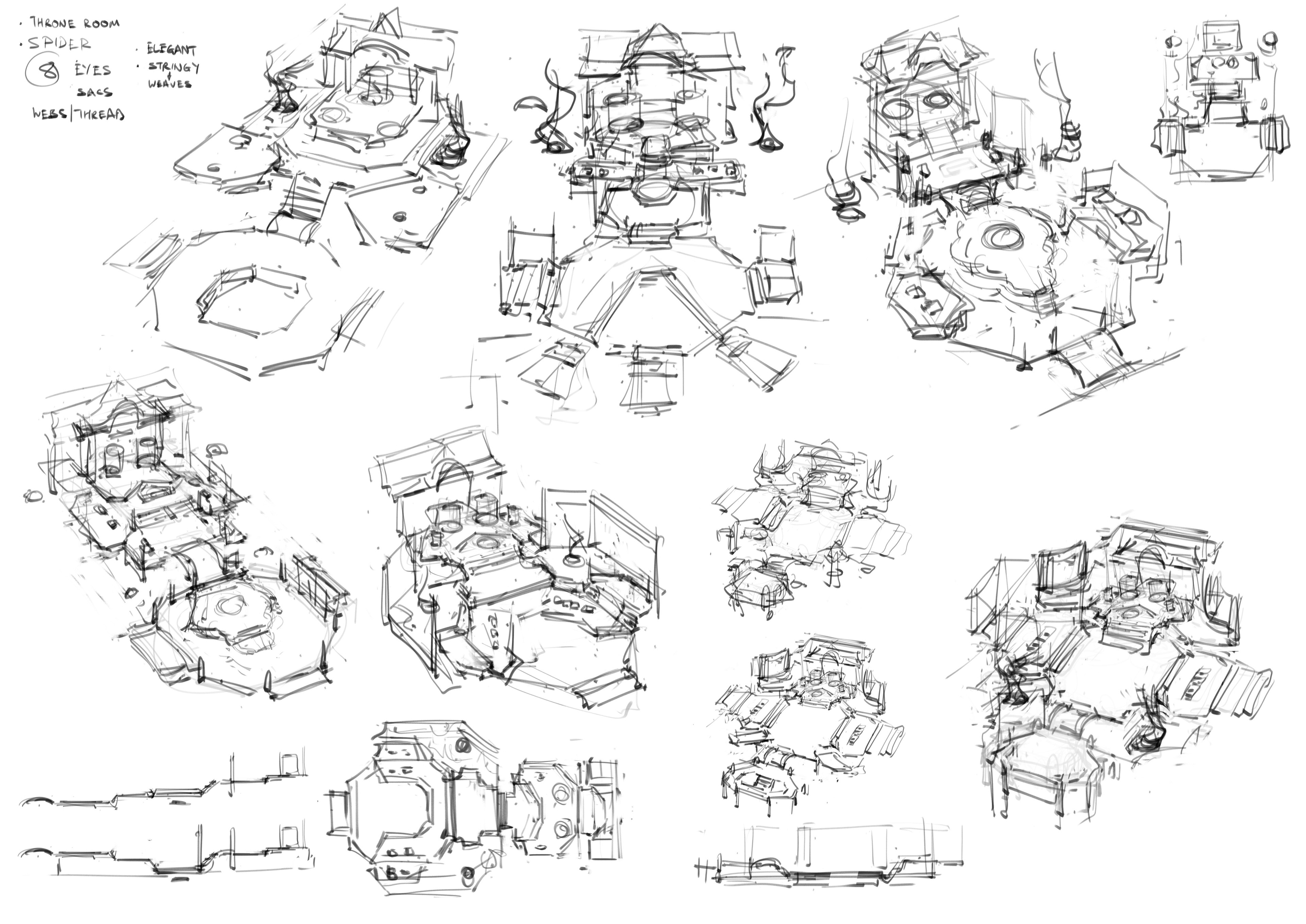 Thumbnails and Ideation