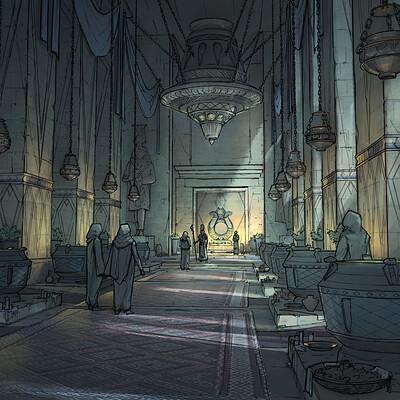 Conan - Stygian Temple