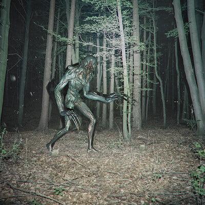 Pablo munoz gomez cc3 creature 01