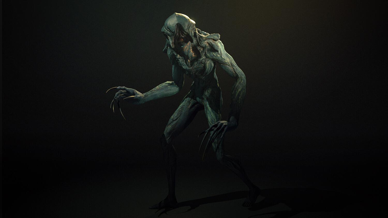 Character Creator 3 scene