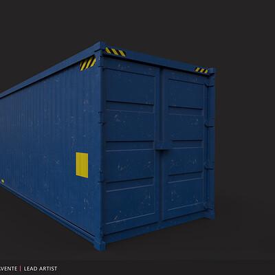 Brian benavente port container4