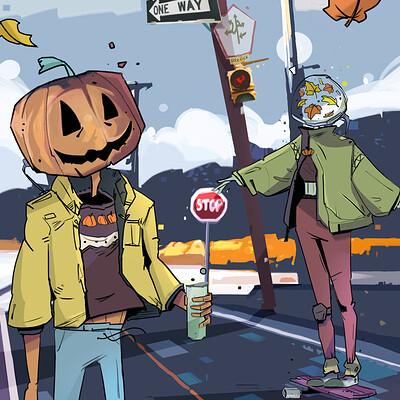 Susana badillo pumpkin s2