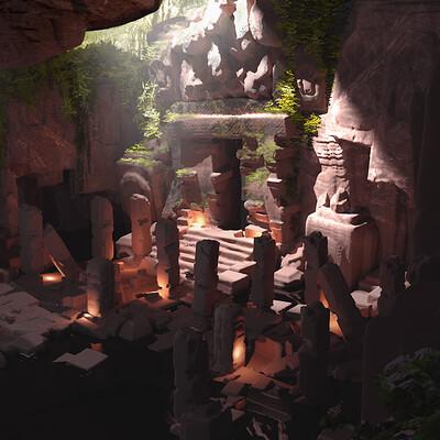 Alfven ato temple