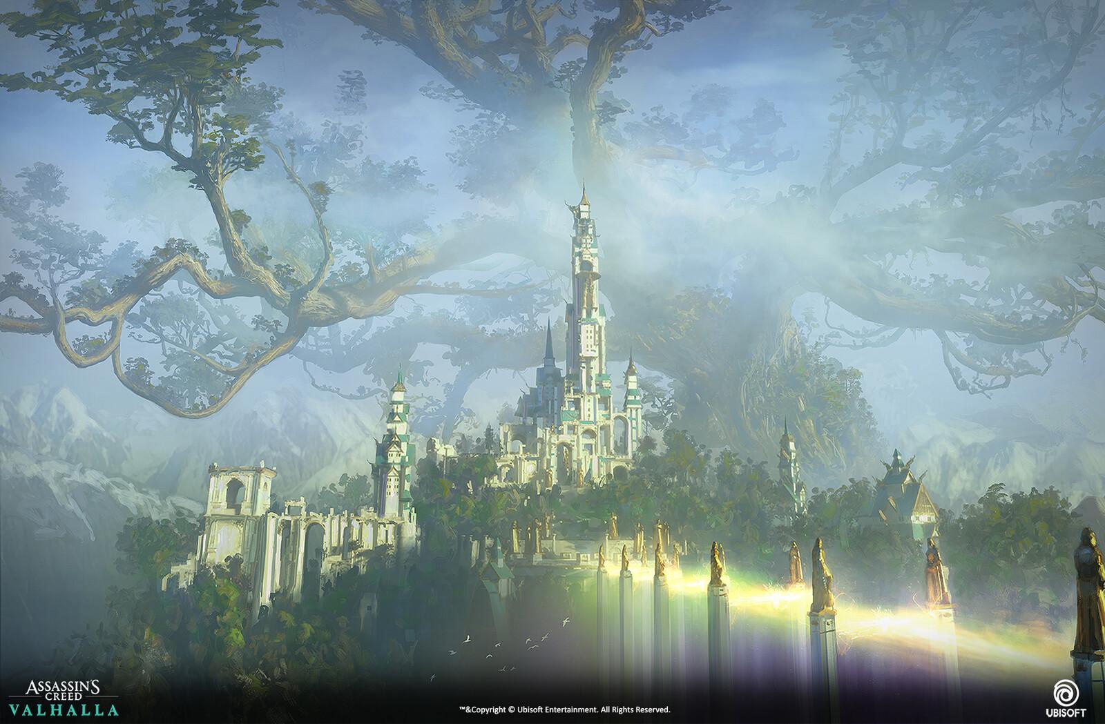 Asgard design, final steps.