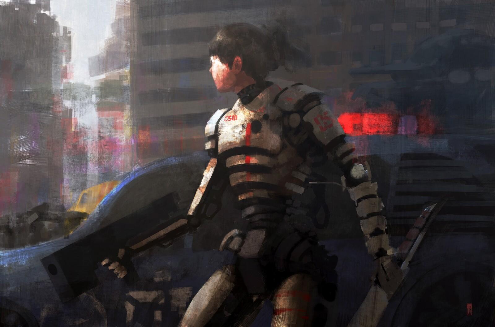 City Unit//Special Task//01
