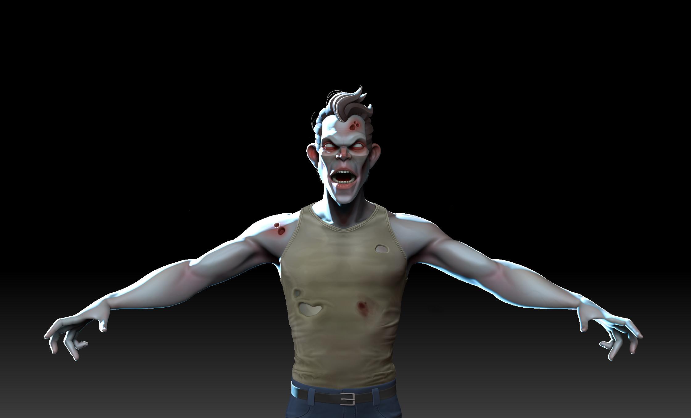Zombie WIP