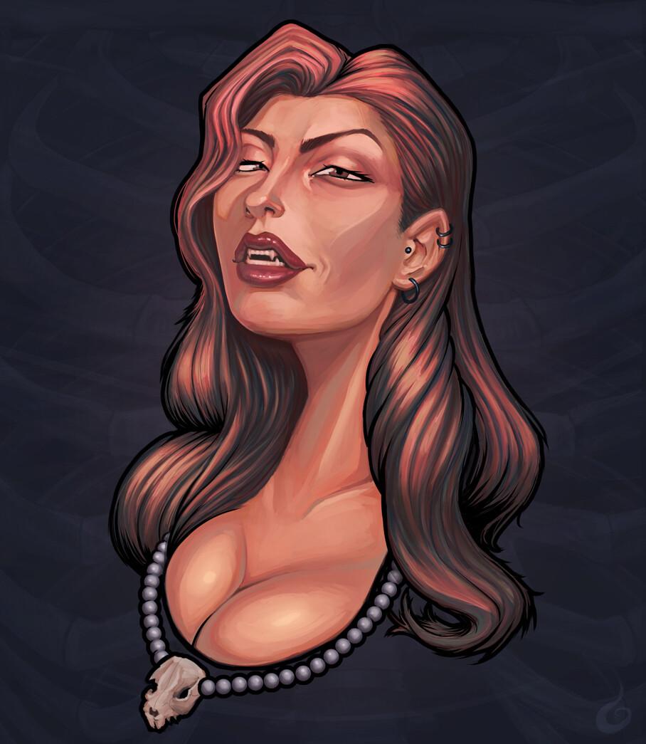 Vampire Duchess