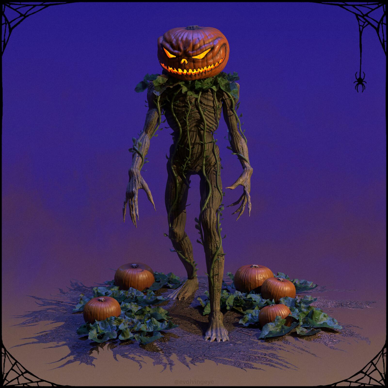 Pumpkin Stalker