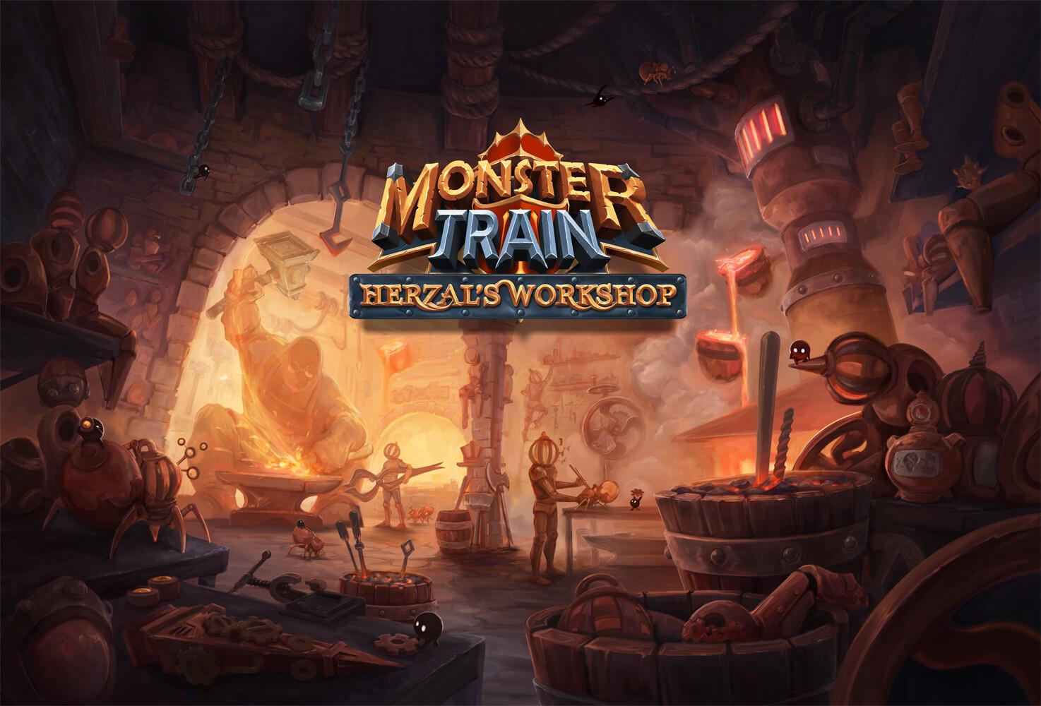 Monster Train: Herzal's Workshop