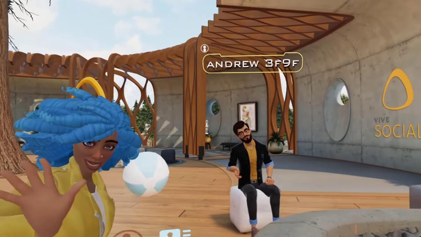 HTC XR Suite - Social VR App Integration