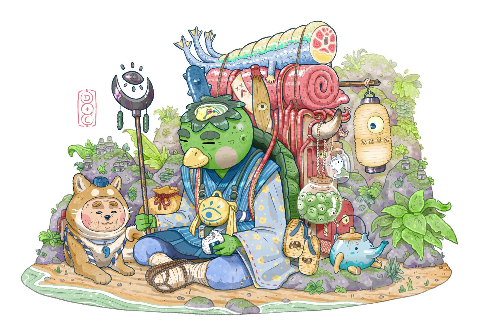 CDC - Yokai
