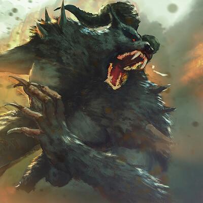 Camille alquier werewolf rush 72