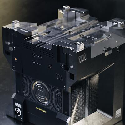 Kresimir jelusic robob3ar 17 10 20 scifibox ps2