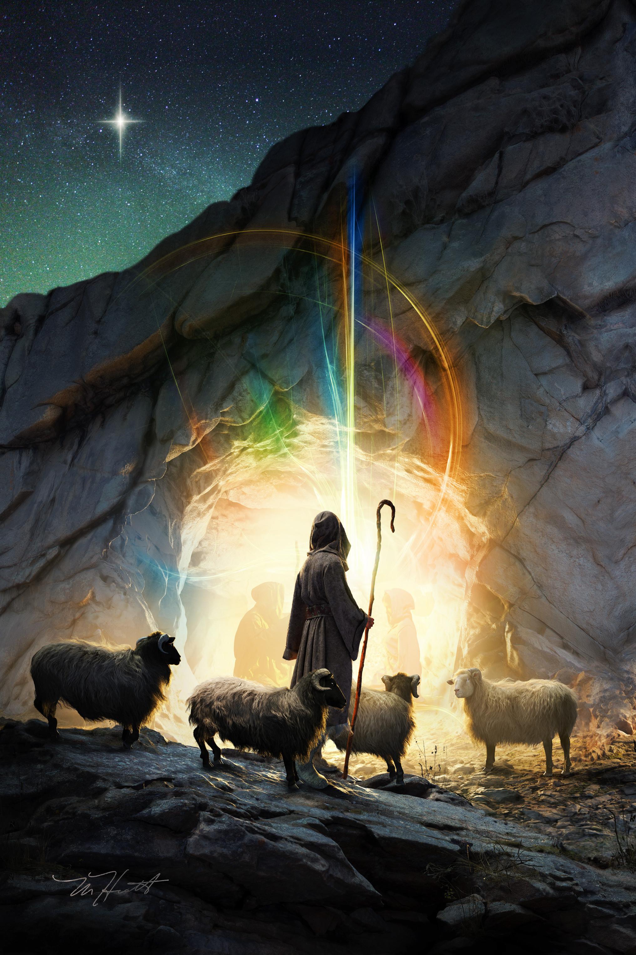 Final Art - The Arrival