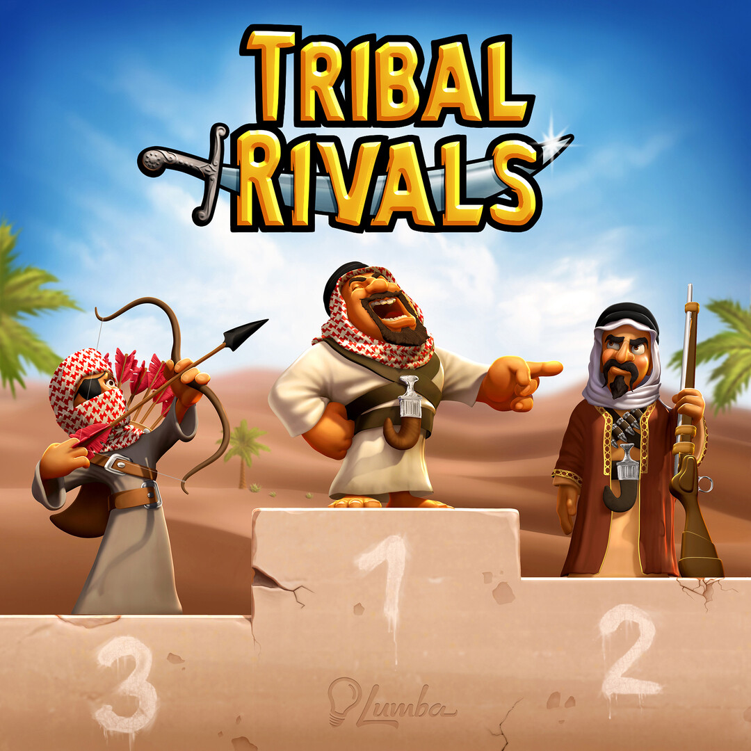 Tribal Rivals: Marketing