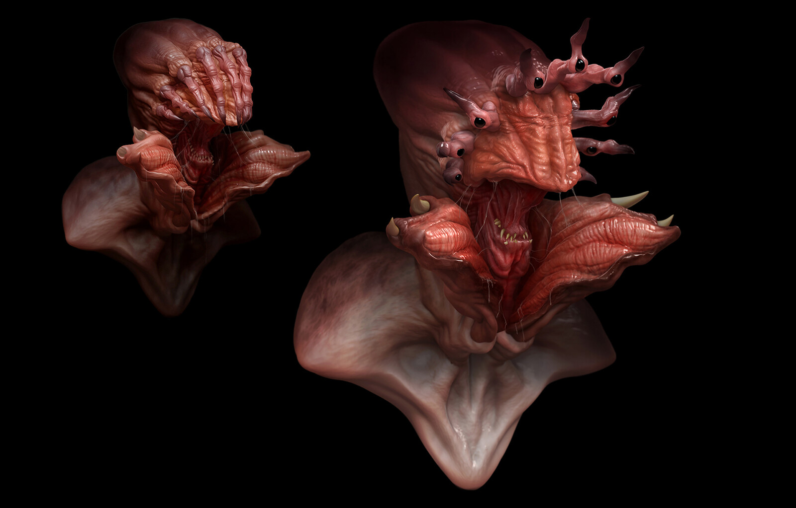 Monster/Creature Design