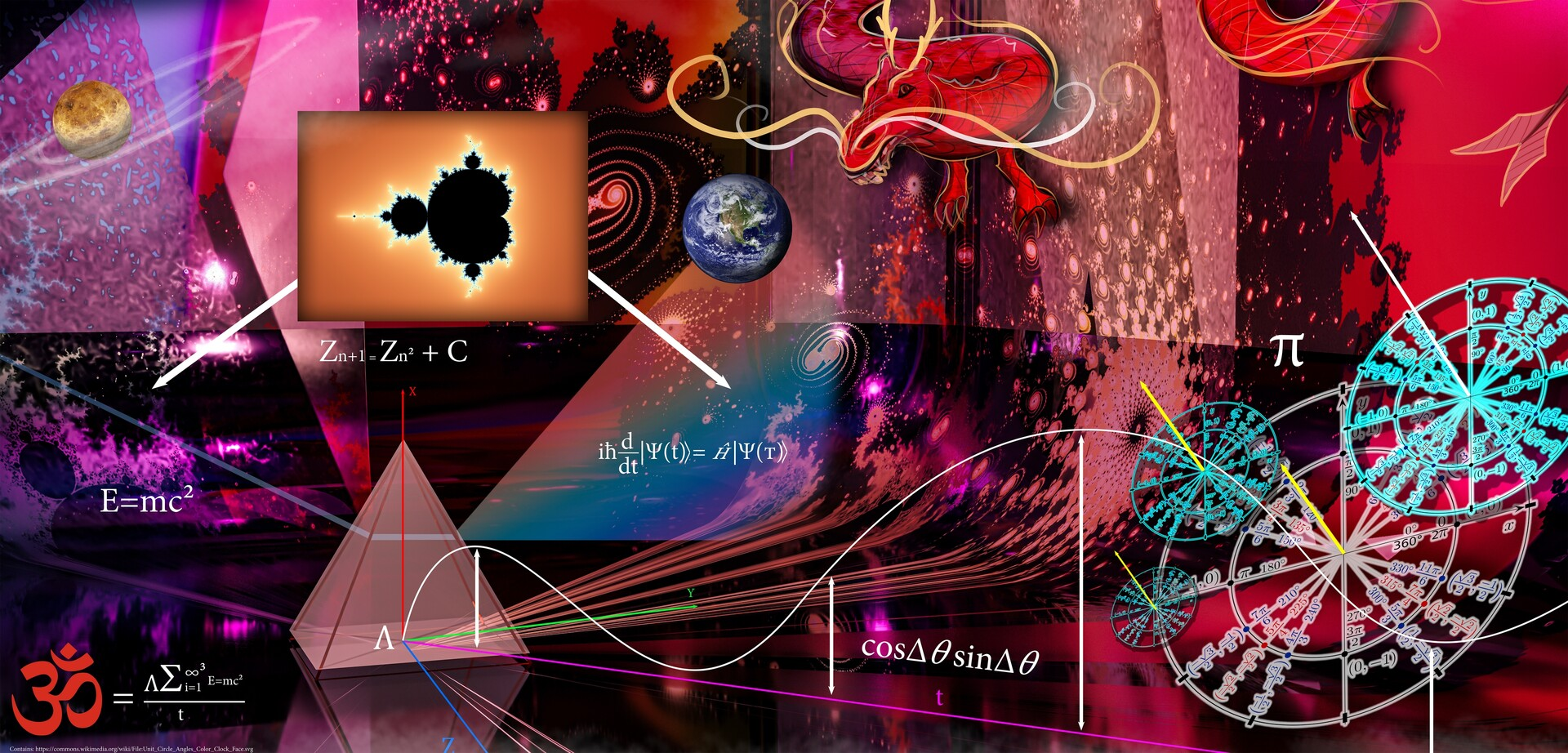A Quantum Space Odyssey a 5-MEO-DMT trip in to the deepest depths of the Mind