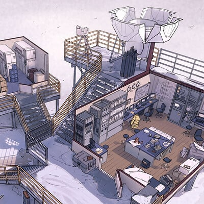 Remote Research Station