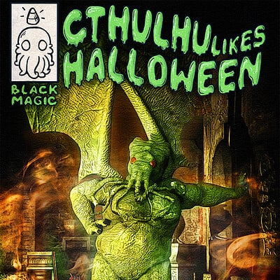 Luca oleastri cth halloween